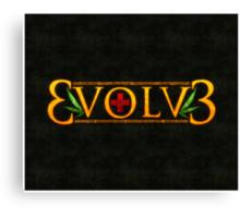 3volv3 HEAL Canvas Print