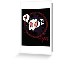#355 Duskull  Greeting Card