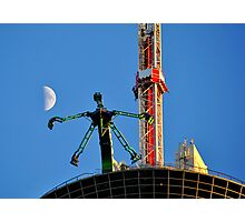 Ride To The Stratosphere Photographic Print