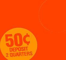 Deposit 2 Quarters by PrinceRobbie
