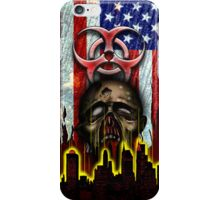 Zombie USA iPhone Case/Skin