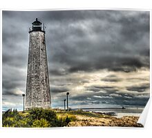 New Haven Lighthouse Point Poster