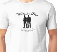 Winchester Bros - The Family Business Unisex T-Shirt