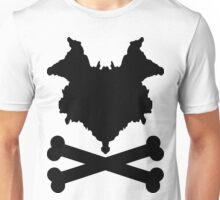 The Blot & Crossbones (Black) Unisex T-Shirt