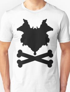 The Blot & Crossbones (Black) T-Shirt