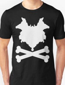 The Blot & Crossbones (White) T-Shirt