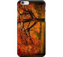 Red Oak Tree iPhone Case/Skin