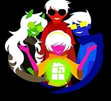 Saviors of the World by Supergem