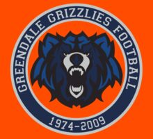 Remember the Grizzlies Kids Clothes