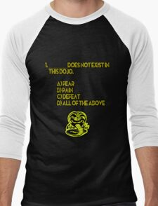 Cobra Kai Men's Baseball ¾ T-Shirt