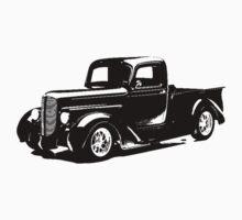 1937 Dodge Truck Kids Clothes