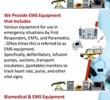 Where to Buy Biomedical Equipment and EMS Supplies by coastbiomed