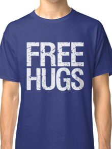 Free Hugs (White) Classic T-Shirt