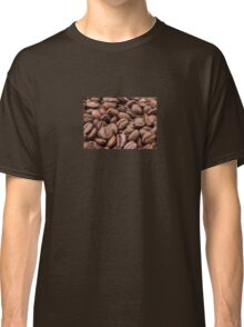 Roasted Coffee Beans Classic T-Shirt