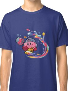 Painting Kirby Classic T-Shirt