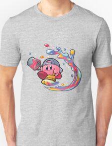 Painting Kirby Unisex T-Shirt