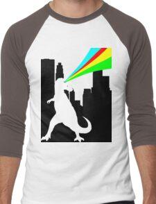 DINOTRIP Men's Baseball ¾ T-Shirt