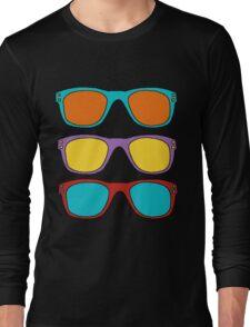 Retro SunGlasses Long Sleeve T-Shirt