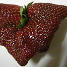 My big strawberry heart by Ruth Magnus