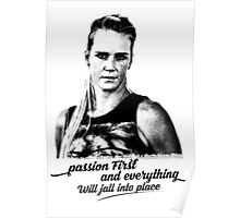 HOLLY HOLM  Poster