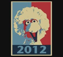 Big Bird 2012  by PosthumanINC
