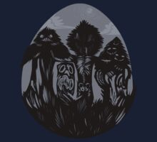 Spooky Woods Kids Tee