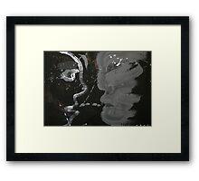 Meth Men Framed Print