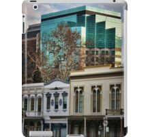Now and Then iPad Case/Skin