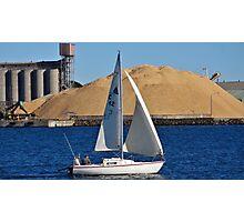Under Sail Photographic Print