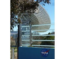 Deep Space Communication, Tidbinbilla, Australia  Photographic Print