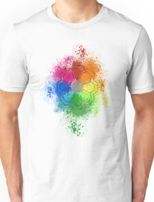 Rainbow Badge Unisex T-Shirt