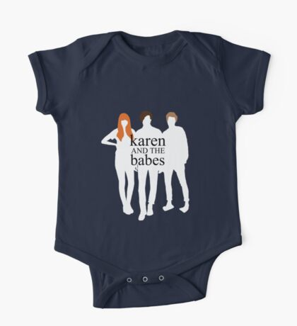 Karen and the Babes One Piece - Short Sleeve