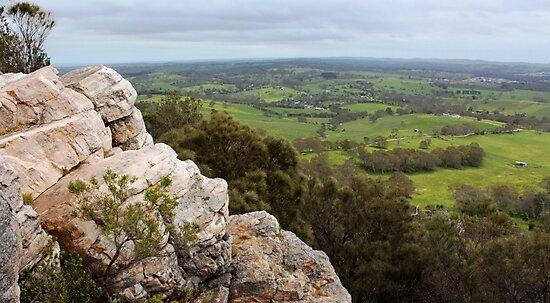 Mount Barker Summit, South Australia by Michael Humphrys