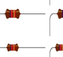 Resistors are Futile Sticker