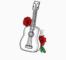 Ukulele & Roses Unisex T-Shirt