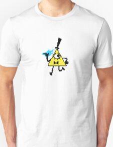 8 Bit Bill Cipher T-Shirt