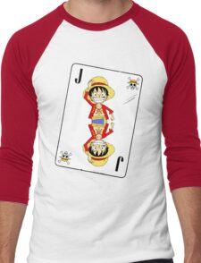 Luffy - One Piece Men's Baseball ¾ T-Shirt
