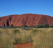 Uluru by kcy011