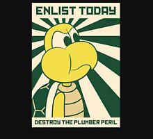 Enlist Today - full colour Unisex T-Shirt