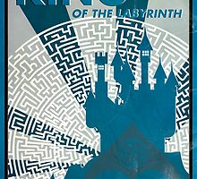 It's Good To Be King of the Labyrinth by M. E. GOBER