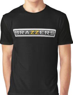 Brazzers Graphic T-Shirt