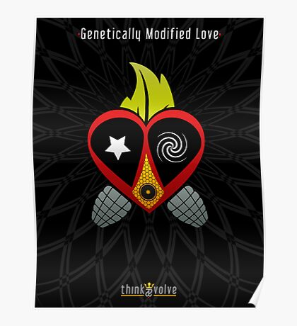 Genetically Modified Love Poster