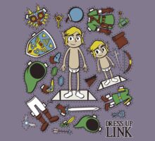 Dress up Link by Scott Weston