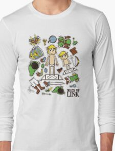 Dress up Link Long Sleeve T-Shirt
