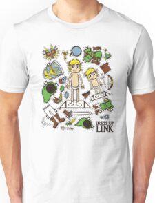 Dress up Link Unisex T-Shirt