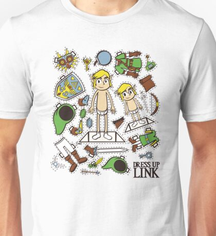 Dress up Link Unisex T-Shirt