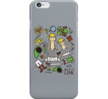 Dress up Link iPhone Case/Skin