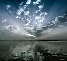 Sunrise by manateevoyager