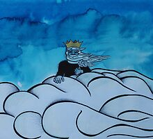 Miro, Princeps Lacrimae - King of the Clouds by Mascha Keersmaekers