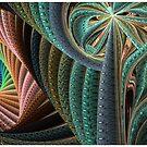 Palmtree Sunset by Vanessa Barklay